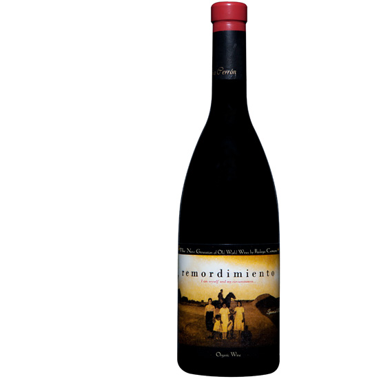 Remordimiento 2013 - Organic Red Wine