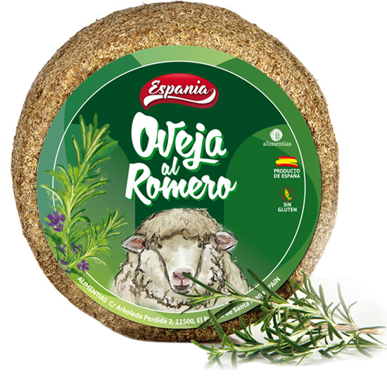 Sheep with Rosemary 3kg